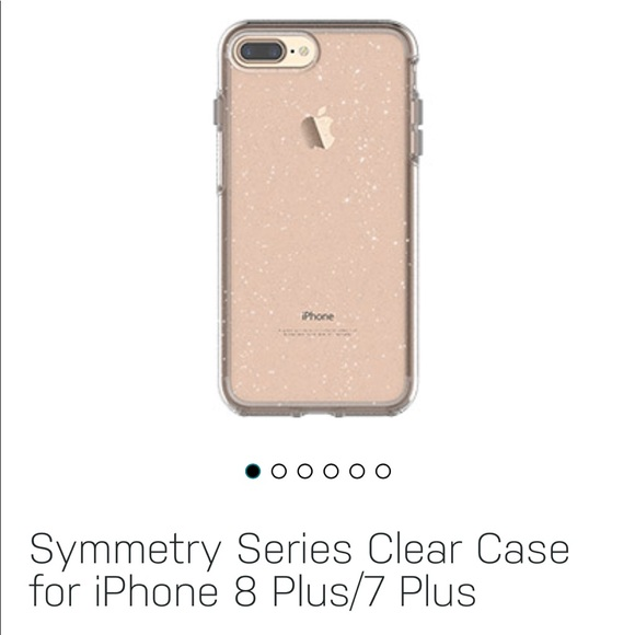 otterbox accessories symmetry clear case iphone 8 plus7 plusotterbox symmetry clear case iphone 8 plus 7 plus